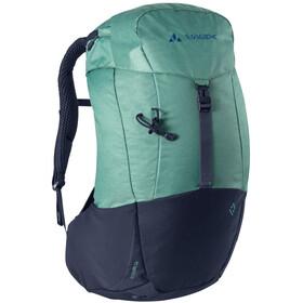 VAUDE Skomer 24 Backpack Women, groen/blauw